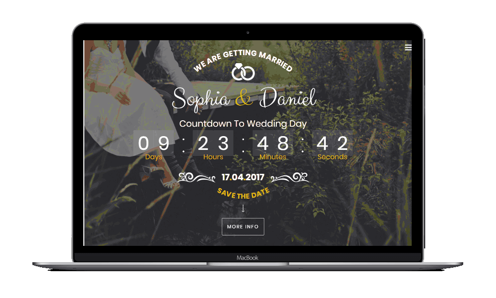 Savethedate template preview 3